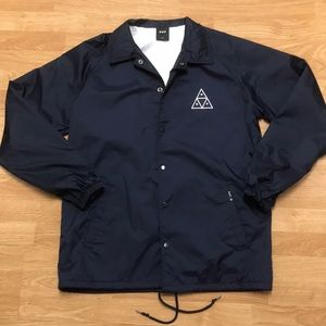 Men's HUF Skateboard Jacket NEW